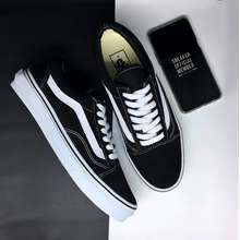 Vans Sepatu Old Skool Classic Black and White DT BNIB Original d815dec346