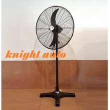 "EUROX 26"" 650Mm Industrial Stand Fan Id31764 Id32428"