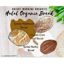 Homemade Fresh Bread Roti Organic Syrian Organic Bread 400G @ Rm 9.30 - Rm 24.60