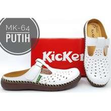 Kickers ✨ Lrs ✨ Sandal Wanita Slip On Kode Mk-64