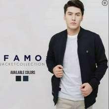 Famo Jacket Pria Original