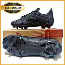 Specs Sepatu Bola Spyder Fg Hitam Sepak Bola Sport