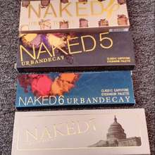 Naked Clearance Sale💥💥 Eyeshadow Pallate 12 Colours💥Ori Hq