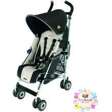 Maclaren Preloved Stroller Quest Sports - Black