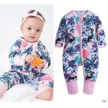 KIDS TALES 🔥Raya Hot Sale🔥Ready Stock Baby Suit Inspired Bonds Jumpsuit Sleepwear Long Sleeve Boy Girl Pajamas