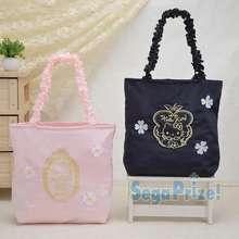 Sanrio [Local Seller!] 40Cm Hello Kitty Premium Frill Handle Tote Shoulder Bag