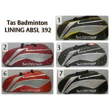 Li-Ning Original Lining Tas Badminton - Absl 392