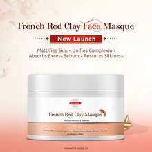 INV Malaysia Inveda French Red Clay Masque
