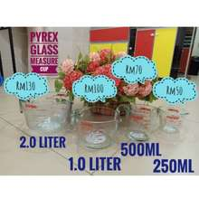 Pyrex Ready Stock Glass Measuring Cup