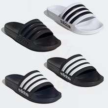 adidas รองเท้าแตะ Adidas Adilette Shower ลายสามแถบ
