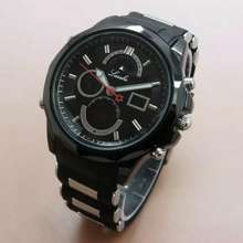 LASEBO Jam tangan Lsb-995 jam tangan pria rubber strap