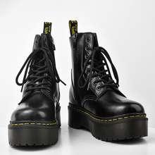 Dr. Martens Dr. Martens Giày Bốt Martin Cổ Cao Thời Trang Cá Tính Cho Nữ