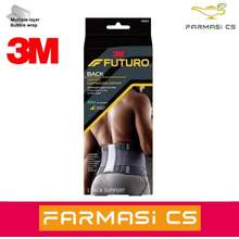 FUTURO 3M Deluxe Back Support Adjustable ( 32 - 48 In) 46819 New Packing
