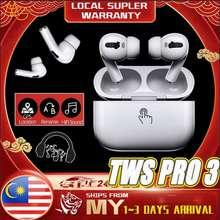 Amoi [Latest] Tws 5.0 Bluetooth Earphone Wireless Earbuds Touch Control Headset Heavy Bass Bluetooth Speaker Headphone