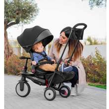 smarTrike - Str7 Urban Folding 8-In-1 Trike Parents Facing And Recline (6-36M)