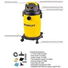 STANLEY 4.5Gal Portable Wet/Dry Vacuum