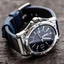 ASJ Đồng hồ nam Phong cách máy Nhật