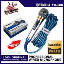 Yamaha Wired Microphone Ya - 688