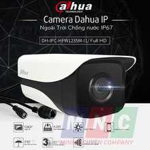 Dahua Camera Ip ♥️Freeship♥️ Model Ipc-Hfw1235M-I1 Ngoài Trời Siêu Nét Full Hd 1080P Chính Hãng Giá Rẻ