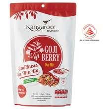 Kangaroo Harvest Goji Berry Nut Mix 210G