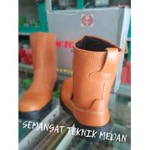 octopus ox808 sepatu safety industrial shoes boot boots ox 808