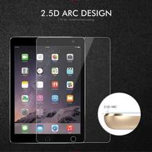 Apple 1Pcs Tempered Glass For Ipad 9.7 2017 2018 A1822 Ipad 5 (5Th Generation) Screen Protector