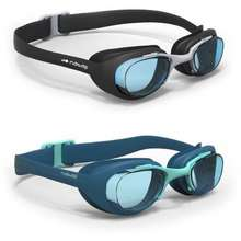 Nabaiji Kacamata Renang Anti Kabut / Anti Fog Swimming Goggles Xbase 100