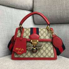 Gucci Queen Margaret Gg Small Top Handle Bag High Quality