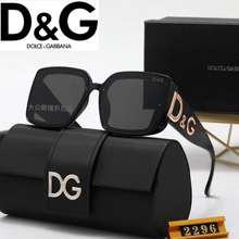 Dolce & Gabbana Dolce&Gabbana The New Goggle Anti-Uv 400 Driving Sunglasses For Women Sunglasses For Men Ready Stock