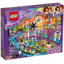 Lego Amusement Park Roller Coster Indonesia