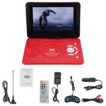 Antec 13.8'' Portable Dvd Player With Game Support (Black)