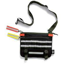 Camel Active Reflective Strip Messenger/Crossbody Bag 51103271