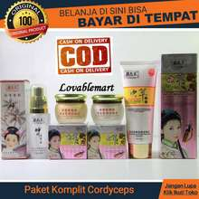 SALE Yu Chun Mei Paket Super Komplit (5 item) Cordyceps Cream Day and Night +