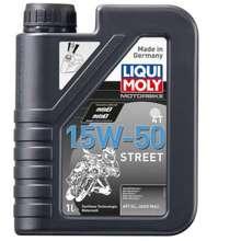 Liqui Moly Liquimoly 15W-50 (Authentic) With Free Sticker