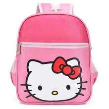 Hello Kitty Cặp Balo Cho Bé Học Mẫu Giáo Và Tiểu Học Hình Hello Kitty