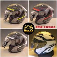 HJC Helmets Is33 Is-33 Double Visor Helmet Yamaha Honda Kawasaki Ducati Bmw Aprilia With Freegift