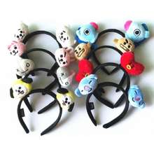 BT21 【Ready Stock】 Bts Official Productscute Hairband 【Buy 6 Discount Rm5】