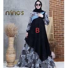 Ninos Design Ninos Gamis Ori Terbaru Adgll 0833