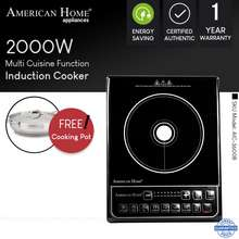 American Home Induction Cooker Aic-3600B-1