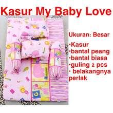 My Love Kasur Biasa / Tempat Tidur Bayi/ Kasur Bayi (hijau)