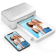 HP Sprocket Studio 4X6 Instant Photo Printer Print Photos From Your Ios Android Devices Social Media