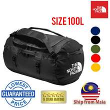 The North Face [Ready Stock Msia] Duffel Bag Large Size 71L