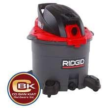 Ridgid Rg55418 Wd1255Nd 12 Gallons Wet/Dry Vacuum (Grey) (Gray)
