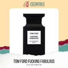 TOM FORD [100% Original] Fucking Fabulous 100Ml Eau De Parfum Edp [Box+Segel]