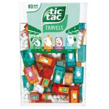 Tic Tac Mini Mix 60 Boxes (3.8Gx60) 228Gm
