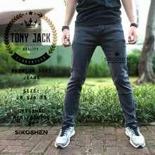 tony jack Celana jeans pria distro original abu tua / celana pria terbaru 2020 / celana panjang pria terbaru 2020 / celana jeans pria dewasa / celana panjang pria jeans / celana jeans pria model terbaru 2020 / celana panjang pria distro