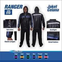Ranger Jas Hujan Setelan Mantel Setelan Jas Hujan Murah Plevia