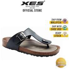 XES Men Bsmm60697 Slip-On Comfort Sandals (Black, Brown, Navy)