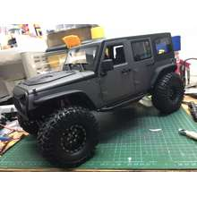 Jeep Booking fee KYX jeep rubicon RTR