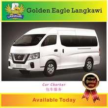 golden eagle [Promo] Langkawi: Car Charter 包车服务